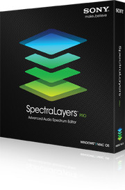 Sony SpectraLayers Pro