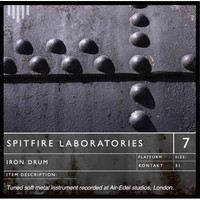 Spitfire LABS Iron Drum