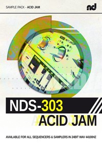 No Dough NDS-303 Acid Jam