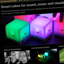 Audiocubes Discussion Mailing List