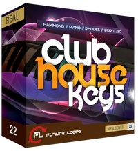 Future Loops Club House Keys