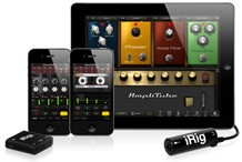 IK Multimedia AmpliTube for iOS Sale