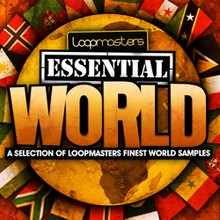 Loopmasters Essential World