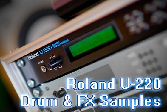 Martin78 Roland U-220 / U-20