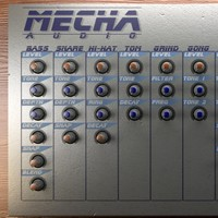 Mecha Audio Remus