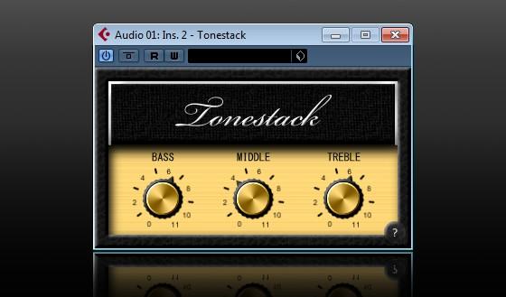 phi-L Audio Tonestack