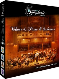 Symphonic Series Vol 4 Piano &amp; Orchestra 1
