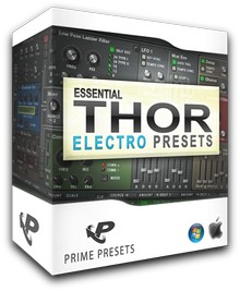 Prime Loops Thor Electro Presets
