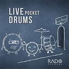 Rado Records Live Pocket Drums