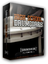 Soundiron High School Drumcorps