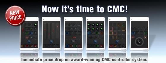 Steinberg CMC Controller Series