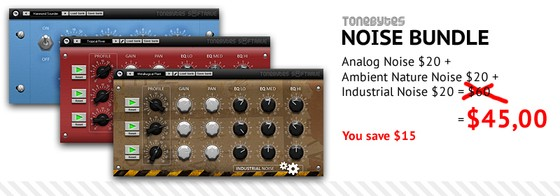 ToneBytes Noise Bundle