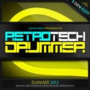 Zenhiser Retro Tech Drummer