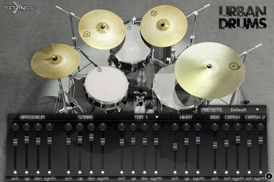 Acousticsamples Urban Drums