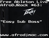 AfroDJMac Easy Sub Bass Rack