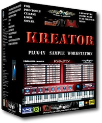 Audiowarrior Kreator