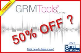 DontCrack GRM Tools Bundles promo