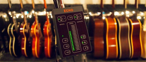 Echo 2 audio interface
