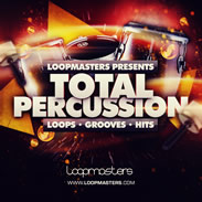 Loopmasters Total Percussion