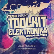 Loopmasters Traffik Toolkit Electronica
