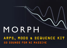 MassiveSynth Morph