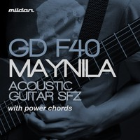 Mildon Studios GD-F40 Maynila