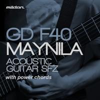 Mildon Studios GD-F40 Maynila