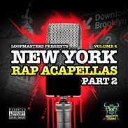 Monster Sounds New York Rap Acapellas Part 2