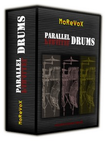 Morevox Parallel Drums