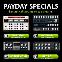 Minimal System Instruments Payday Sale