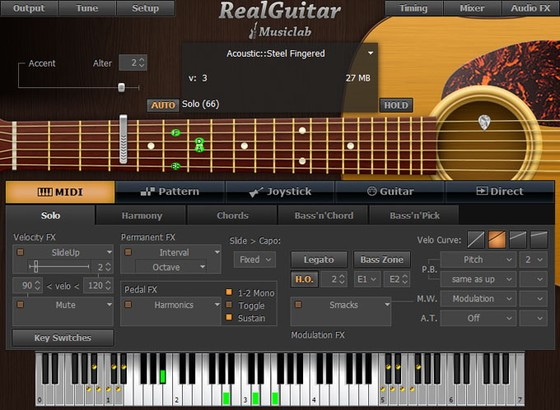 MusicLab RealGuitar