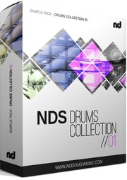 No Dough Samples Drums Collection 001