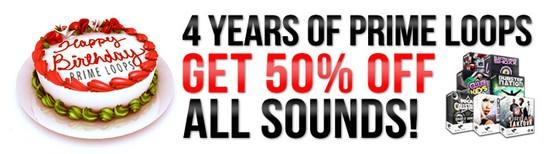 Prime Loops Anniversary Sale
