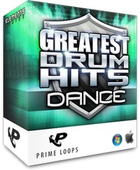 Prime Loops Greatest Drum Hits Dance