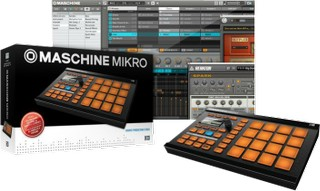 Win MASCHINE MIKRO in Calvertron Remix Contest