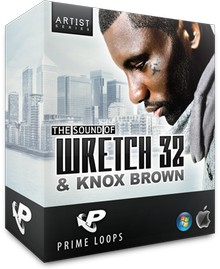 Prime Loops The Sound of Wretch 32 & Knox Brown