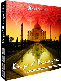 Producer Loops King of Bhangra Vol 3