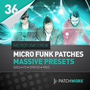Patchworx Micro Funk for Massive