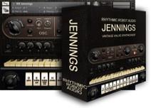 Rhythmic Robot Jennings