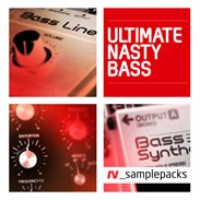 rv_samplepacks Ultimate Nasty Bass