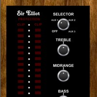 Sir Elliot GPA-2 Preamplifier