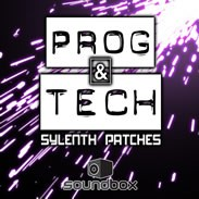 Soundbox Prog and Tech Sylenth Patches