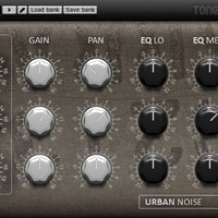 ToneBytes Urban Noise