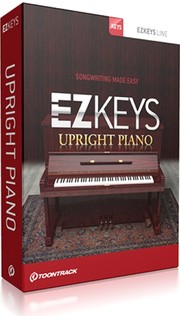 Toontrack EZkeyz Upright Piano