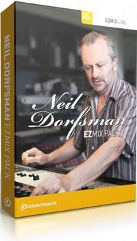 Toontrack Neil Dorfsman EZmix Pack