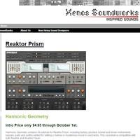 Xenos Harmonic Geometry