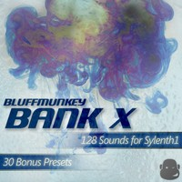 Bluffmunkey Bank X for Sylenth