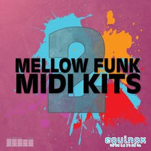 Equinox Sounds Mellow Funk MIDI Kits 2
