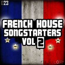 Freaky Loops French House Starters 2