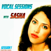 Function Loops Vocal Sessions with Sasha